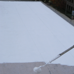 Roof Coating Installation