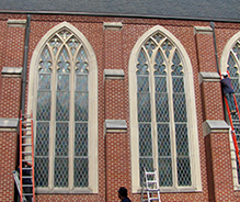 Church Restoration Markets photo