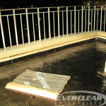 Balcony Waterproofing use
