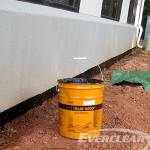Foundation Waterproofing use
