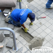 Plaza Deck_Paver Repair & Replacement use