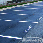 Sealcoating & Striping use