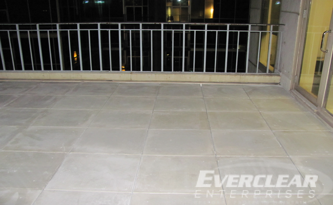 Balcony Waterproofing Everclearenterprises