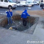Parking-Sinkhole Repair 5